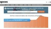 Negócios reforça conteúdos com o directório de empresas Empresite