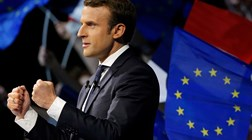 Resultados finais: Macron supera 24% dos votos, participação cai