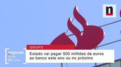 Negócios explica acordo dos swaps entre Estado e Santander Totta