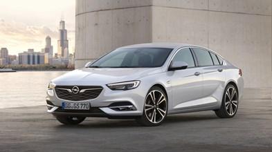 """Opel Insignia Grand Sport: Evolução """"premium"""""""