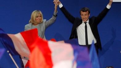 Sondagens apontam para vitória folgada de Macron na segunda volta