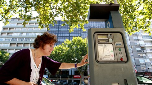 Parques a 50 cêntimos à porta de Lisboa a partir de Junho
