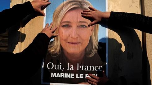 Melhor campanha de Le Pen coloca-a com 40% e mais próxima de Macron