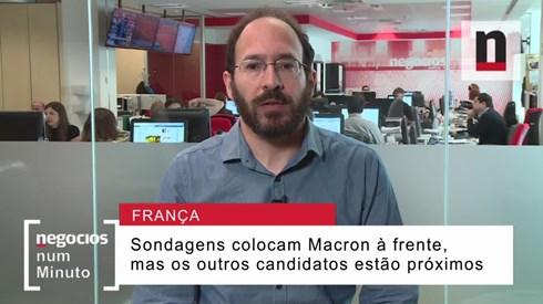 O que dizem as sondagens em França?