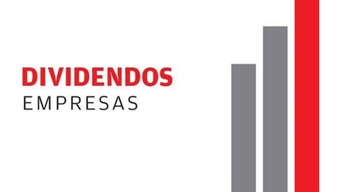 Calendário de distribuição de dividendos
