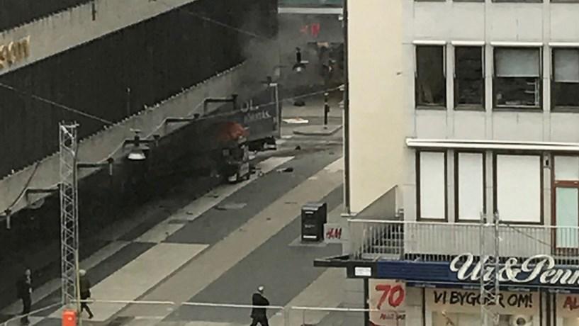 Principal suspeito do atentado de Estocolmo reconhece ter cometido acto terrorista