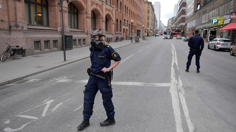 "Ministério Público da Suécia confirma que suspeito de atentado foi ""formalmente identificado"""