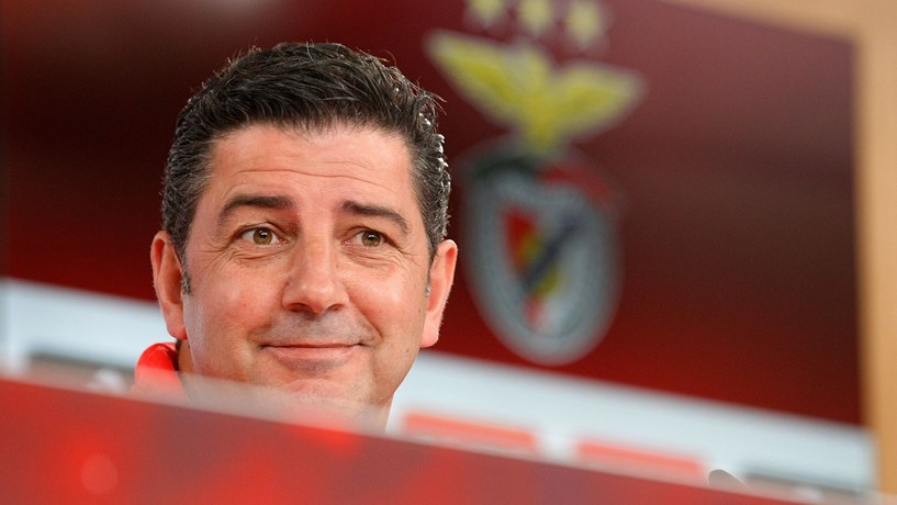 Resultado de imagem para Benfica renova com Rui Vitória até 2020