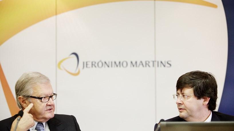 Jerónimo Martins terá aumentado lucros com Polónia a compensar Colômbia
