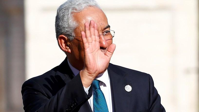 """Costa defende que Portugal tem de continuar a """"pedalar"""" para crescer"""