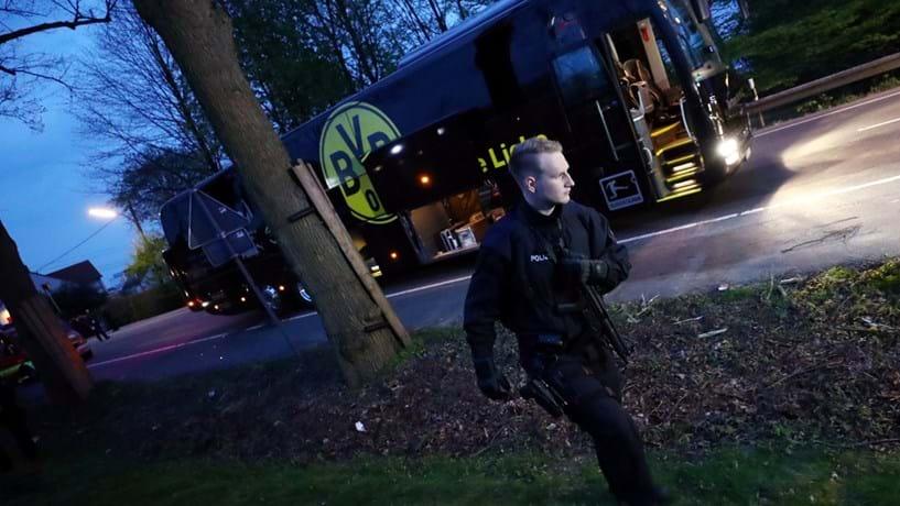 Autor do atentado contra autocarro do Dortmund queria beneficiar com queda das acções