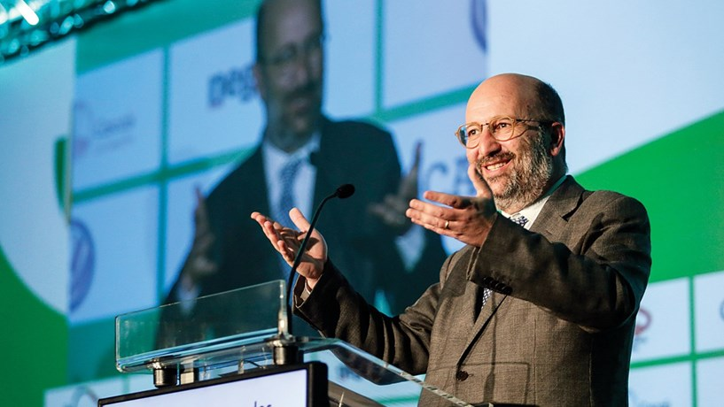 O ministro do Ambiente, João Matos Fernandes fez a sessão de encerramento.
