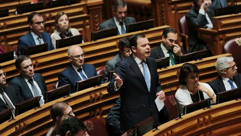 PSD desafia PCP e BE a apresentarem resolução sobre programa de reformas