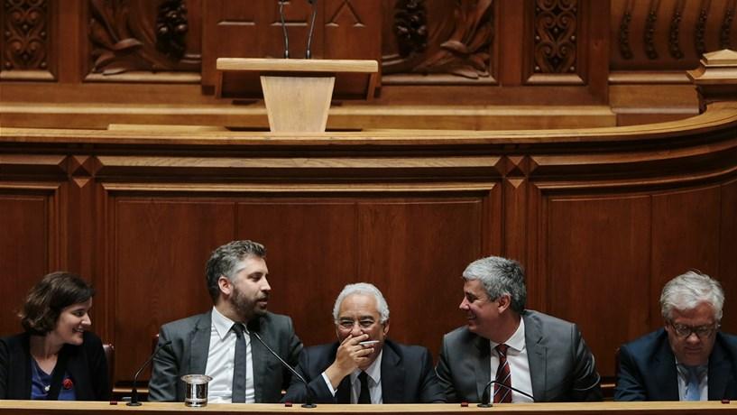 Costa desafia PSD e CDS a discutirem financiamento da Segurança Social