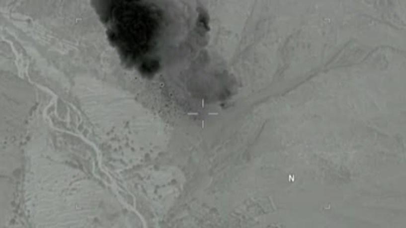Daesh nega baixas no bombardeamento norte-americano