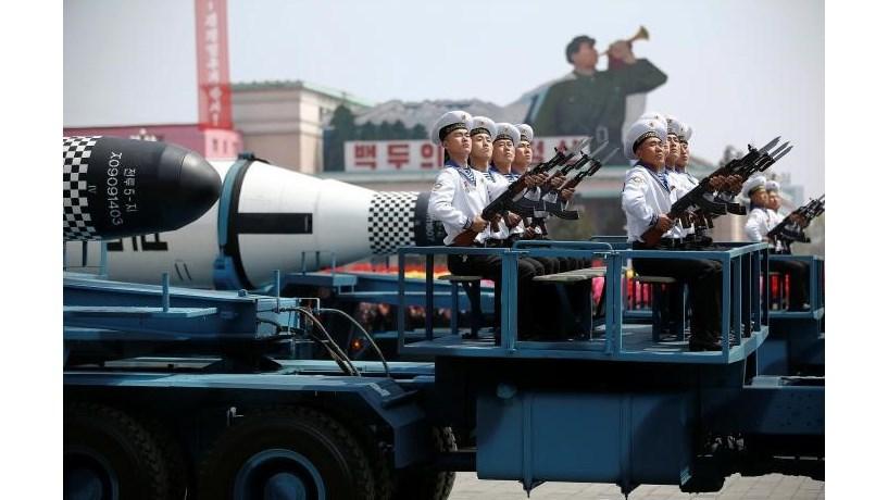 Coreia do Norte diz que testou míssil para avaliar transporte de ogiva nuclear de larga escala