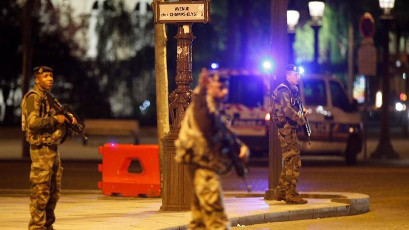 Autor do ataque em Paris tinha sido detido em Fevereiro