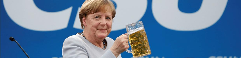 Merkel diz que União Europeia já não pode depender inteiramente dos EUA e Reino Unido
