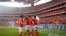 A festa do Benfica tetracampeão