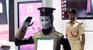 O polícia do futuro está ao serviço nos Emirados