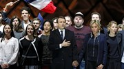 """Sondagem coloca Macron com """"grande probabilidade"""" de maioria absoluta nas legislativas"""