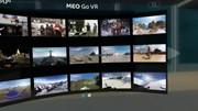 Meo lança TV em directo em ambiente de realidade virtual