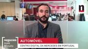 O que vai a Mercedes fazer em Portugal nos serviços digitais?
