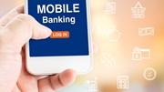 O banco está no telemóvel