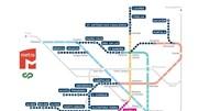 Plano de Cristas para expandir Metro de Lisboa custa 1.876 milhões de euros