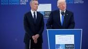 Trump na NATO: