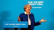 Sondagem reforça cenário em que Theresa May perde maioria