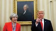 Trump diz que EUA e Reino Unido preparam grande acordo comercial