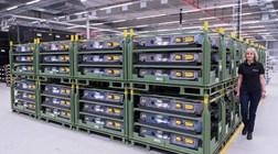 Europa desafia Tesla e constrói megafábricas de baterias