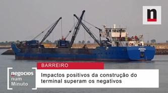 Negócios explica o ponto de situação do Terminal do Barreiro
