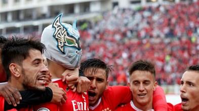 Benfica conquista 26.ª Taça de Portugal e 11.ª 'dobradinha'
