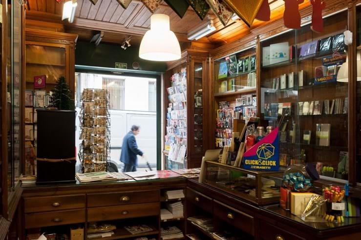 Lojas com História
