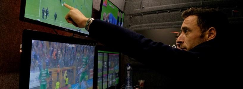 Como funciona o vídeo-árbitro, que hoje vai ter estreia na Taça de Portugal?