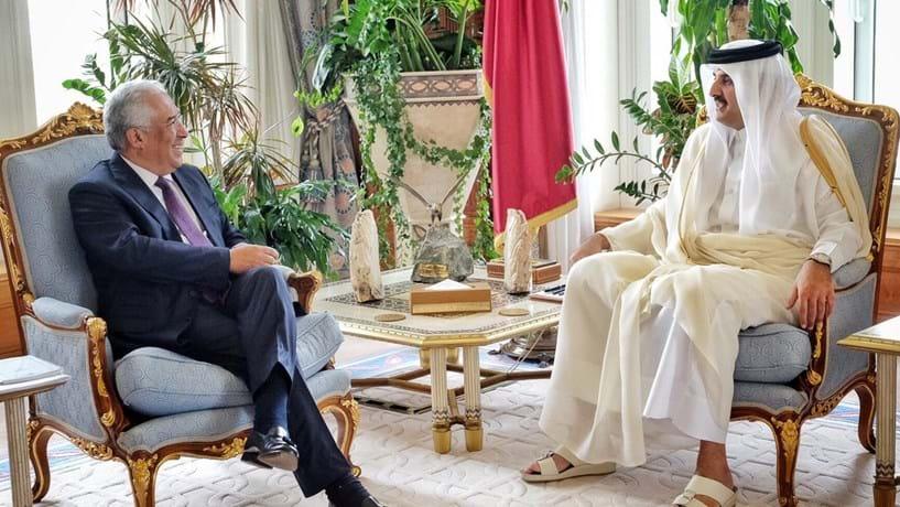 """Qatar: da presença """"discreta"""" em Portugal ao cerco diplomático no Médio Oriente"""