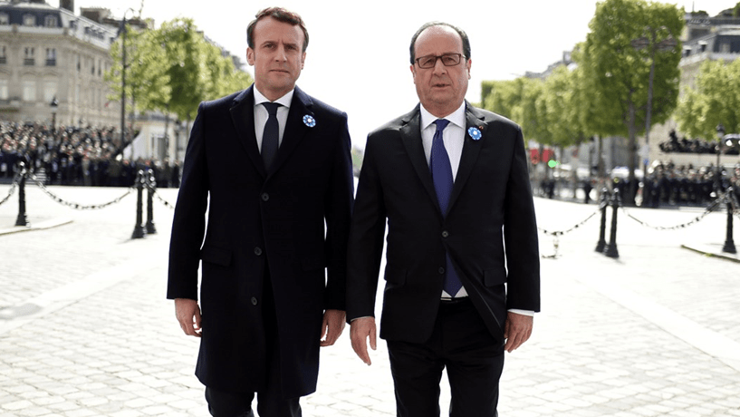 Com Macron, mutualização da dívida fica na gaveta