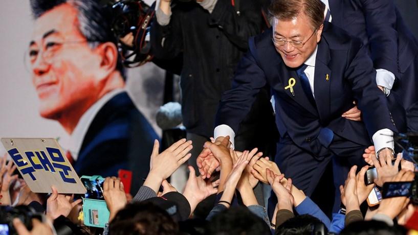 Presidente sul coreano admite possibilidade de confrontos com a Coreia do Norte