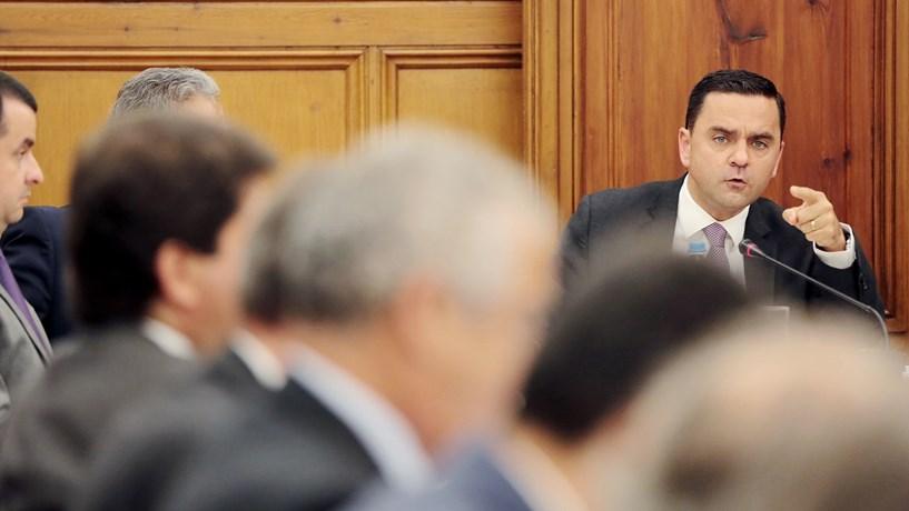 Ministério do Planeamento tem cativados 459 milhões este ano