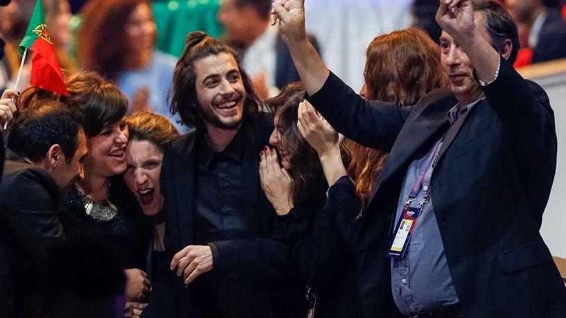 Casas de apostas prevêem melhor resultado português de sempre na Eurovisão