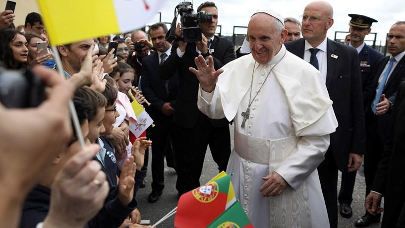 Visita do Papa não evita desaceleração do turismo em Maio