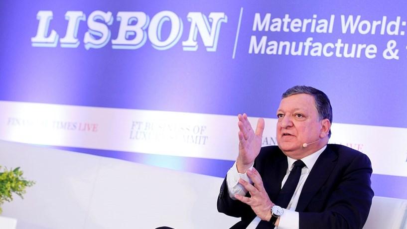 """Durão Barroso acredita numa União Europeia """"com um futuro"""""""