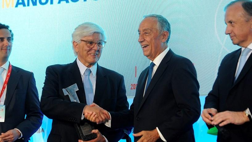 Máquina da Adira vence prémio Produto Inovação 2017