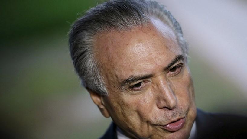 Brasil: Supremo abre investigação a Temer