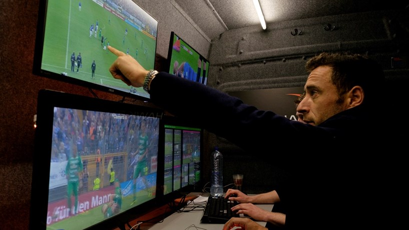 Como funciona o vídeo-árbitro que se estreou na Taça de Portugal?