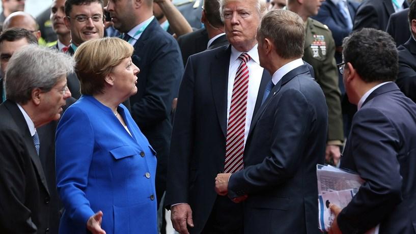 Trump anuncia às 20h de Lisboa se sai do Acordo de Paris