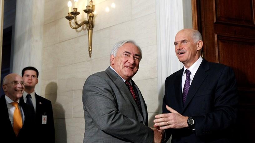 2010: Grécia, o rastilho para a crise do euro