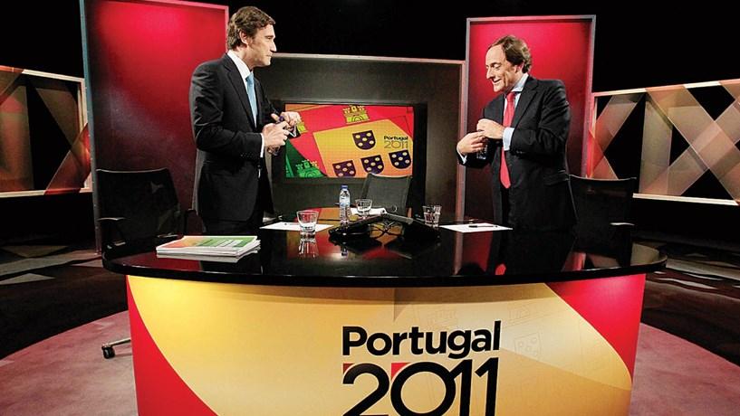 2011: O FMI voltou a mandar aqui